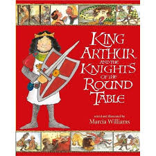 king arthur and the knights of the round table myths legends folklore comics graphic novels