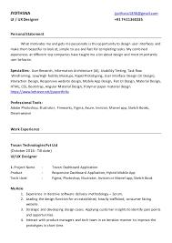Jyo_ui Ux Designer Resume