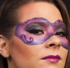 when it es to mardi gras makeup you ll see plenty of these hues in wild bursts of color on the eyes and lips new orleans makeup artist betsy boone of