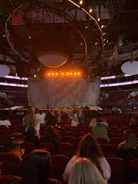 Wells Fargo Center Section Floor 6 Row 10 Seat 5 Ariana