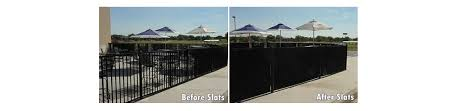 wrought iron privacy fence. Wrought Iron Fence Privacy Slats R