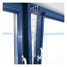 Trixie Schutzgitter Für Fenster Seitenteil 62x167cm Weiß
