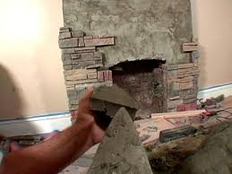 Painting A Brick Fireplace U2013 The Home Depot BlogHow To Clean Brick Fireplace