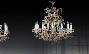 image of maria theresa chandelier antique