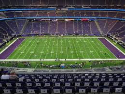 Us Bank Vikings Seating Chart Us Bank Stadium View From Section 341 Vivid Seats