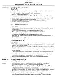 computer support technician resume it support technician resume samples velvet jobs