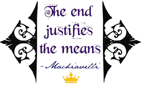 the end justifies the means essay  the end justifies the means essay example essays