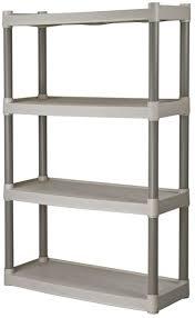 plano molding 907003 4 shelf utility shelving
