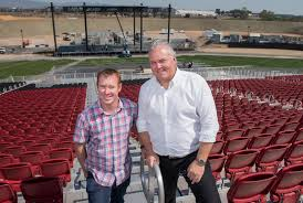 Irvine Meadows Amphitheater Interactive Seating Chart Get An Inside Look At Fivepoint Amphitheatre In Irvine