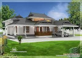 kerala traditional 3 bedroom house plan