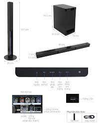 Dàn âm thanh Sony 5.1 HT-RT40 600W có bán trả góp, giá tốt
