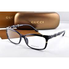 gucci glasses. gucci g3565 lady\u0027s optical glasses frame black
