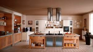 cool kitchen designs. The Best Cool Kitchen Designs In Western Country: Classy Design With Wooden Cabinet And P