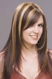 short caramel blonde hair dark brown hair with blonde highlights for