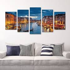 Seaside Decorative Accessories funlife Seaside Town DIY Wall Decals Frameless Wall Paper 100pcs 13