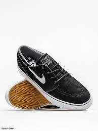Nike Sb Stefan Janoski Shoes Black White Gum Light Brown Nike Sb Shoes Zoom Stefan Janoski Og Black White Gum Light Brown