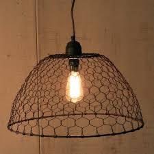 kalalou nnl2017 en wire basket pendant lamp hayneedle inside light decor 11