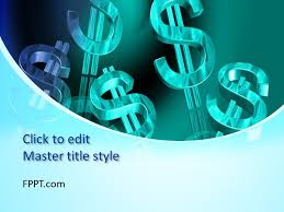 Money Background For Powerpoint Free Money Powerpoint Template Free Powerpoint Templates