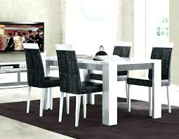 black high gloss dining table high gloss dining room furniture white dining table contemporary furniture white