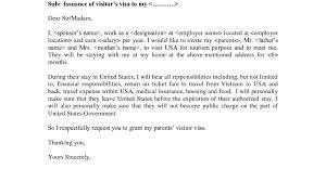 Format For Sponsorship Letter Classy Sample Invitation Letter For Parents Tourist Visa Australia New