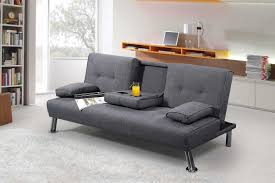 3 Seater Sofa Bed New York Modern 3 Seater Fabric Sofa Bed Lime Grey Crazy Price Beds