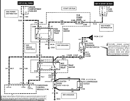 I\'m looking for a 1996 lincoln town car electrical diagram