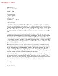 7 Internship Cover Letter Examples Pdf Examples