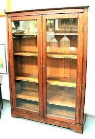 bookcases with doors and drawers white bookcase with glass doors white bookcases with glass doors white