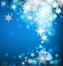 christmas cards backgrounds christmas card with snowflakes on blue background vector