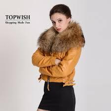 2019 100 genuine leather and fur jacket pure luxury real fox fur collar detachable coat women overcoat oem tah165 from zhusa 375 81 dhgate com