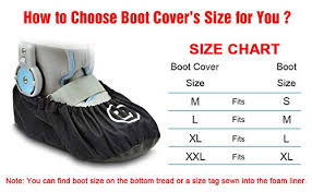 Medical Boot Size Chart Iguerburn Medical Fracture Walking Boot Shoe Cover