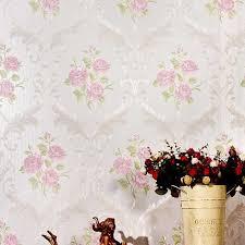 Pink Wallpaper For Bedrooms Online Buy Wholesale Vintage Pink Wallpaper From China Vintage