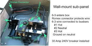 adding a subpanel breaker box facbooik com Sub Panel Breaker Box Wiring Diagram with a sub panel 240v wiring 220 sub panel wiring diagram wiring Basic Electrical Wiring Breaker Box