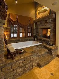 rustic bathroom. 20 extra rustic bathroom designs 19