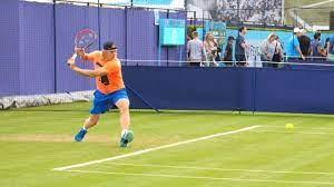Observing roger federer and denis shapovalov open face topspin backhand. Denis Shapovalov Forehand Slow Motion Atp Tennis Forehand Technique Youtube