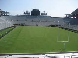 Jordan Hare Stadium Section 39 Rateyourseats Com
