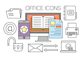 Microsoft Office Free Vector Art 7787 Free Downloads