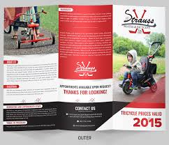 how to make a good flyer for your business elegant serious sporting good flyer design for a company by sd