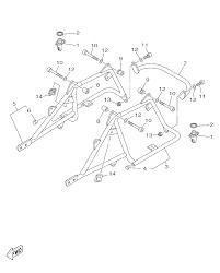 2012 yamaha stratoliner deluxe xv19ctfbs saddlebag mounting parts rh bikebandit saddle bag purse saddle bag