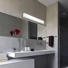 Wall Lights  Contemporary Led Bathroom Decor Ideas Led - Contemporary bathroom vanity lighting