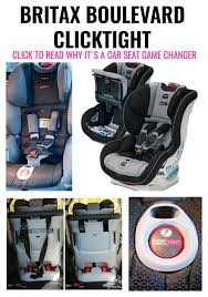this cat installs safely in one the britax boulevard tight is a new pa