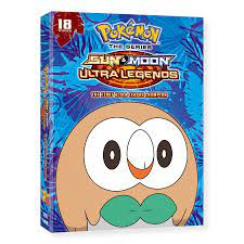 Pokémon Sun and Moon Ultra Legends: The First Alola League Champion  releases May 4 on DVD