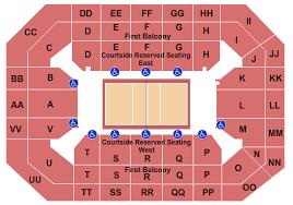Volleyball Game Tickets Masterticketcenter