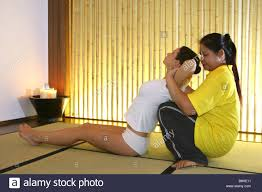 Asian women for massage services