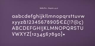 The Best Free Fonts For Business Cards Resumes