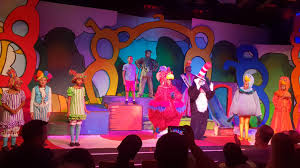 A boy, who will later play jojo, enters Laughter And Rhyme At Seussical Jr Iloveza Com