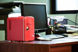 ... Uber Appliance Chill Mini Fridge Perfect For Work And The Office