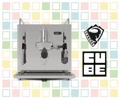 From our company to coffee shops all over the … Introducing Sanremo Cube Genius Coffee N Espresso Equipment