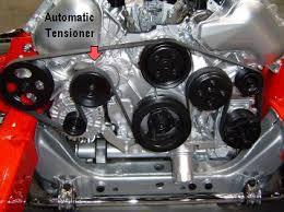 serpentine belt tensioner. automatic belt tensioner serpentine t