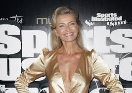 Paulina Porizkova Covers Up With Masks ...